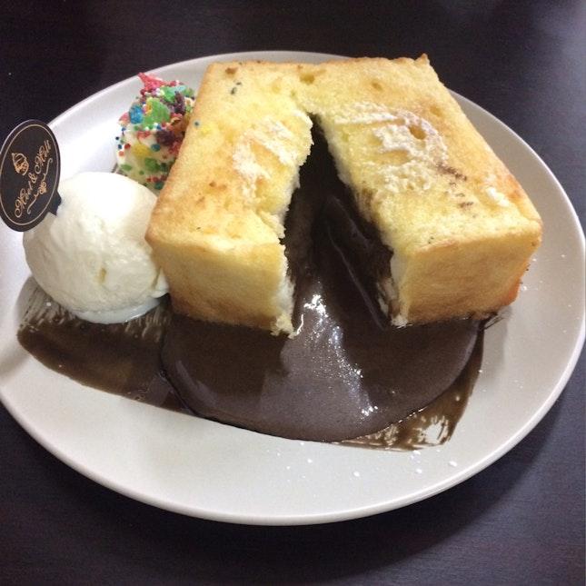 Molten Forrero Roche shibuya Toast