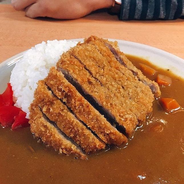 [Japanese Curry Express] Pork Katsu Curry ($7.90)