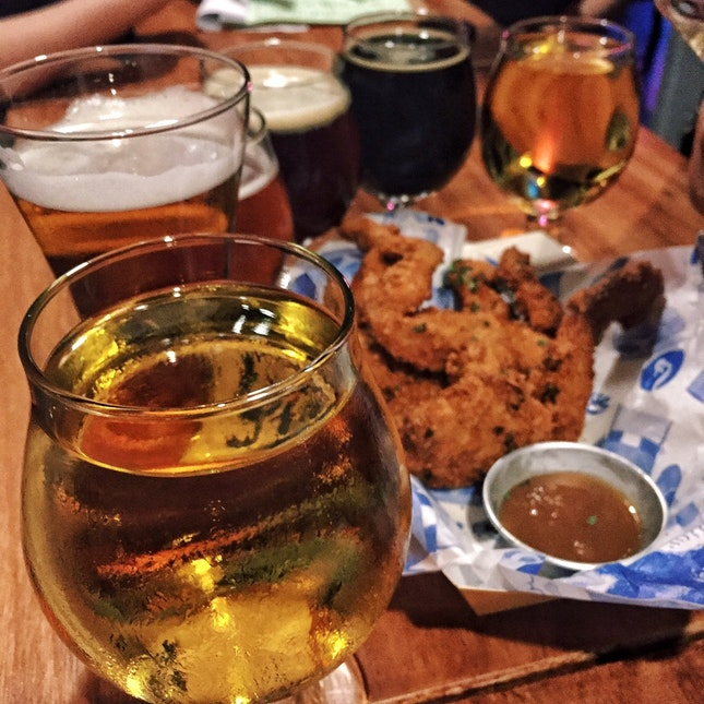 Freehouse Craft Beers & Cereal Frog Legs 🐸($17)
