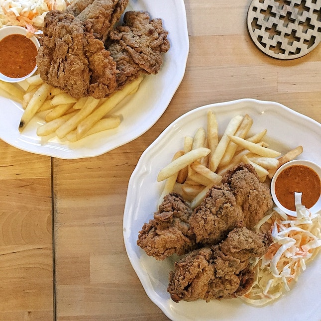 Southern Fried Chicken ($15)