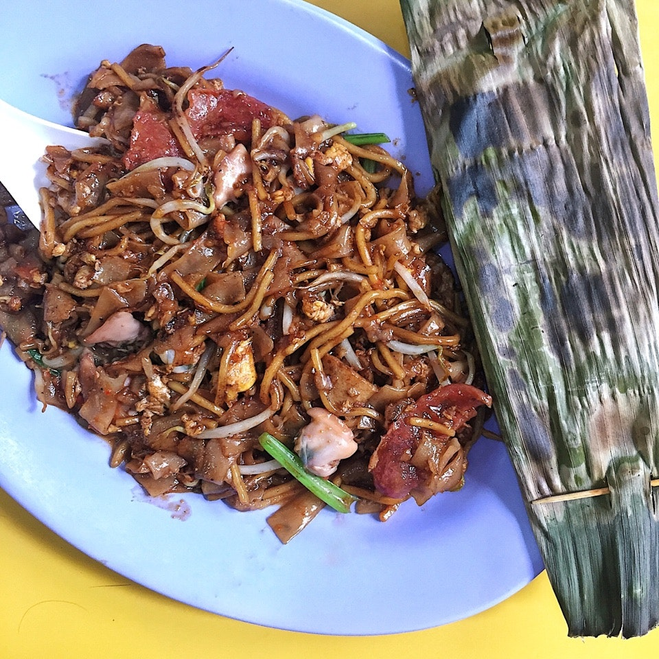 Lai Heng Fried Kuay Teow ($2.50)