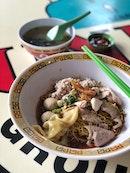 Tai Hwa Bak Char Mee ($6)