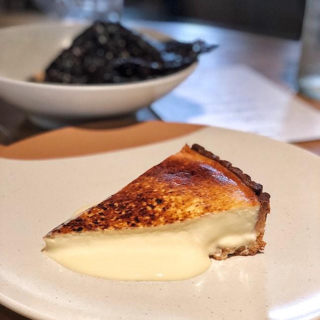 Olivia's Creamy Homemade Cheesecake ($14)