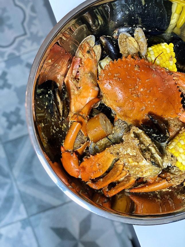 Seafood Bag Combo ($89/Duo Plus)