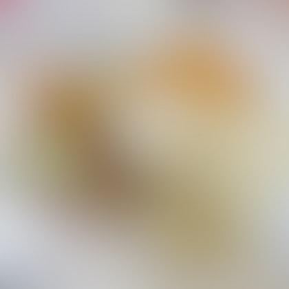 """Kick start a new week #mondayblues with a plate of """"Kampong Rendang Chicken Nasi Lemak 甘榜式仁当鸡拼椰浆饭""""."""