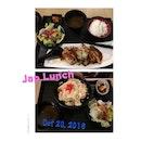 Jap Set Lunch