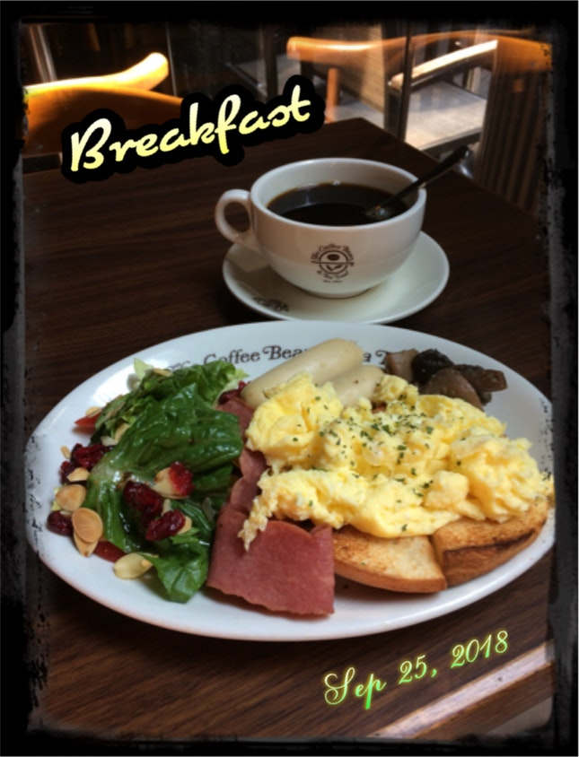 Breakfast Platter Set