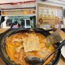 Nice yummy curry fish in JB. Yum... Yums 😋
