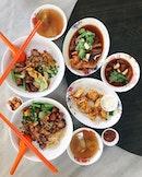 Some said their standard dropped, we still enjoyed that Thai flavour of their Wanton Mee.