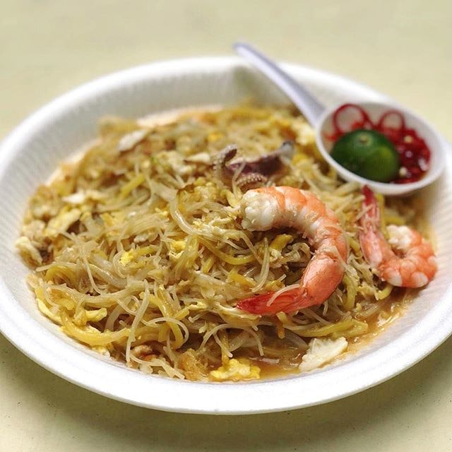 Nam Sing Hokkien Fried Mee (Old Airport Road Food Centre)