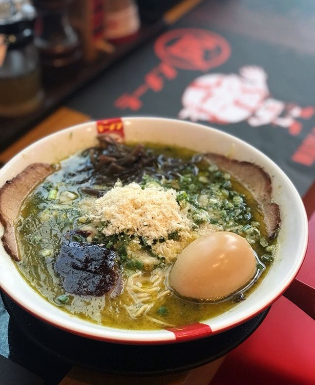 One of those ramen that we enjoyed and loved.