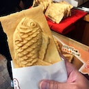 Last of our Japan food post with a collection of Taiyaki we ate during our trip.
