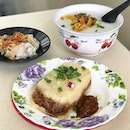 Their signature rectangular glutinous rice and HK congee were still a joy for breakfast.