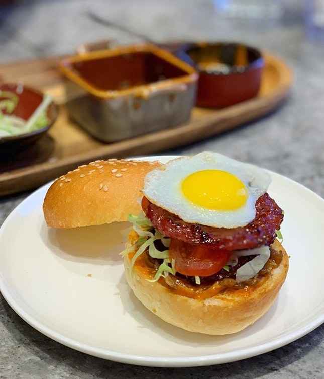 Snack to everything with Bak Gua here at BCH Grillery, since that's what they're good for right?