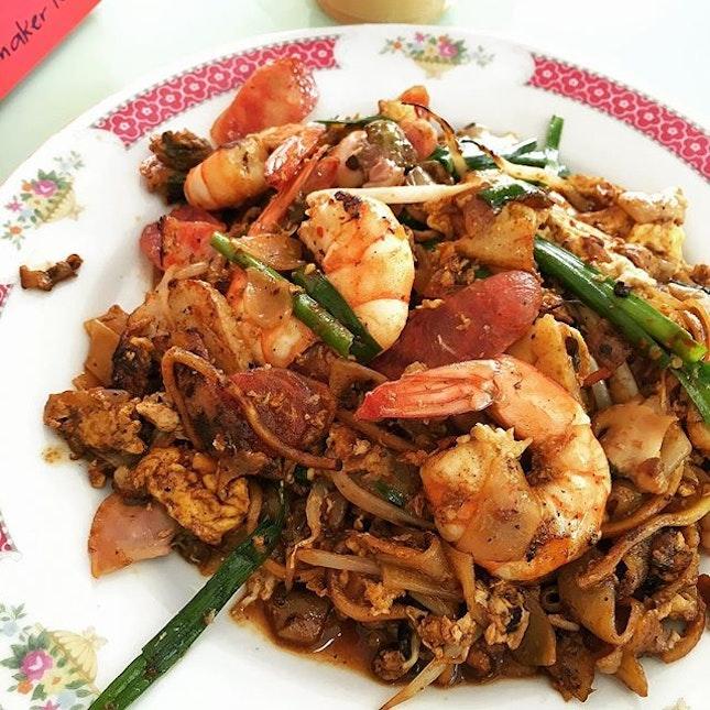 Dong Ji Fried Kway Teow ($3) .