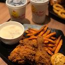 2pc Fried Chicken Set