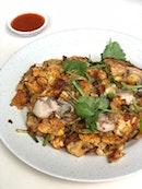 Hock Kee Fried Oyster (Serangoon Garden Market)