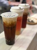 Dirty Brown Sugar Milk Tea
