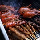In the celebration of the upcoming Singapore Food Festival, Royale Restaurant has launched a Rasa Sayang BBQ Buffet with more than 30 local and Asian dishes.