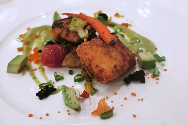 Executive chef Bobby Krishnan and his culinary team at Tandoor have presented a carefully curated spring menu that would be available from 20 Mar – 19 May 2020, highlighting the freshness of ingredients used and that one might not even expect to see.
