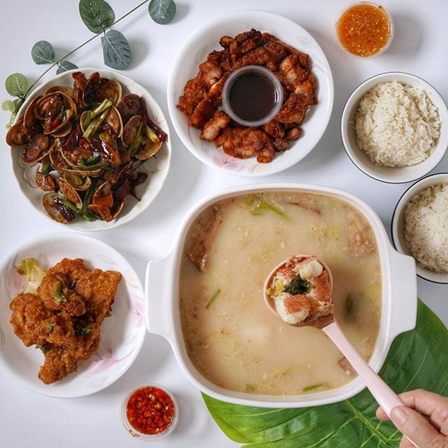 Whampoa Keng, started as a hawker stall from Whampoa market back in 1998 with only 3 dishes in the menu including the Signature fish soup.