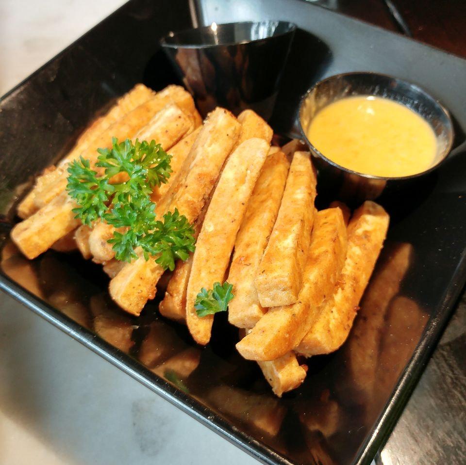 Tofu Fries