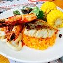 Fisherman Platter
