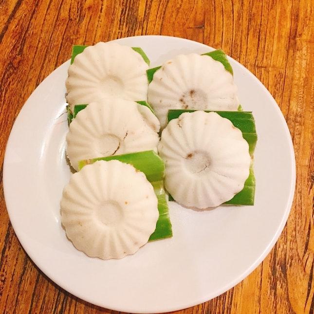 Tutu Coconut Cakes