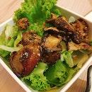 Sautéed Mushrooms Salad