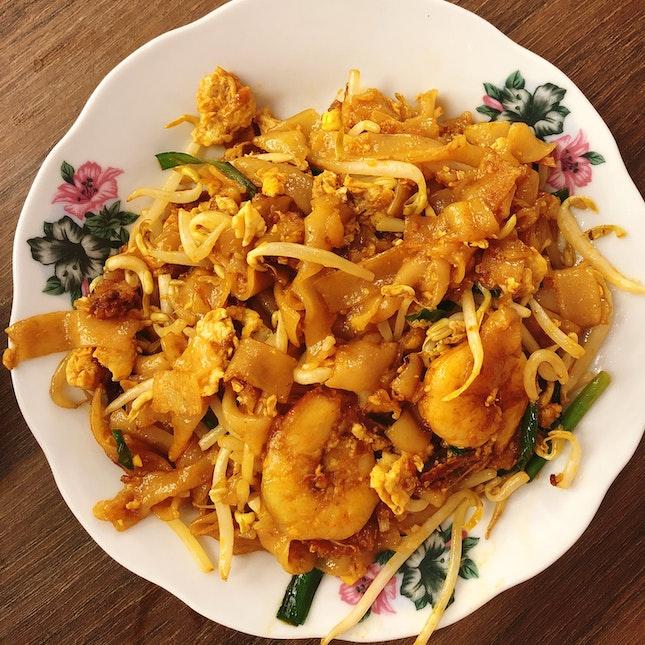Fried Kuay Tiao