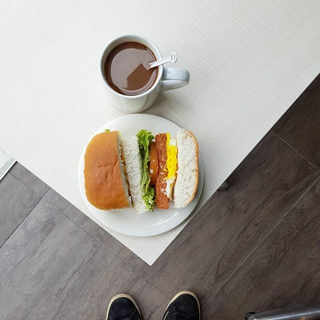 Good Morning Too In Korean : La teh cafe the commerze singapore burpple