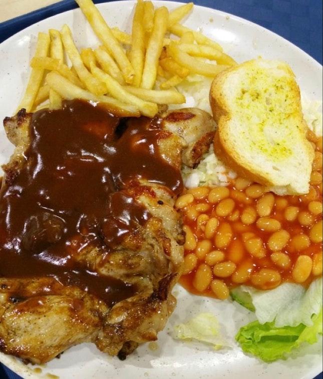 5 star corner western food singapore burpple chicken chop forumfinder Gallery
