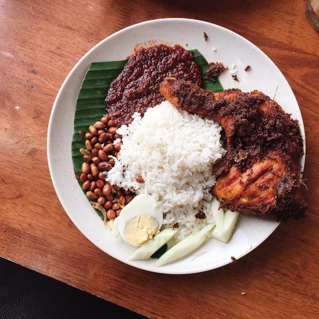 'Ayam' What I Eat