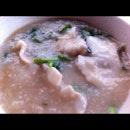 Fish Porridge (very Nice, No MSG)
