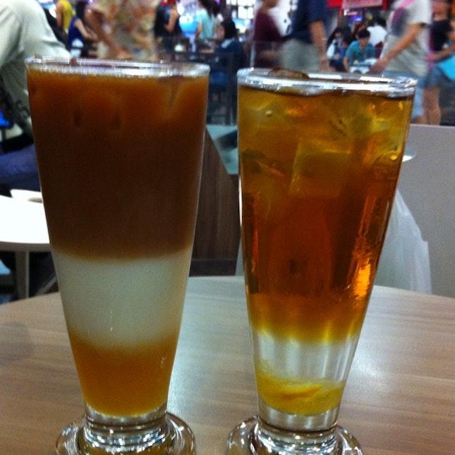 Lollipop Earl Grey & Yuzu Olong