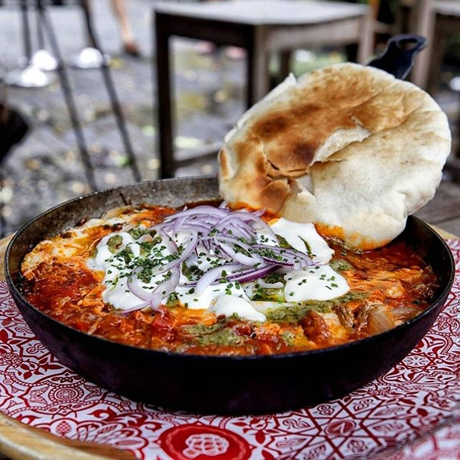 My Love for Shakshouka and Baked Eggs Starts Here