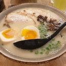 Delicious Tonkotsu Chasu Ramen
