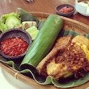 #nasi #timbel #ayam #foodoftheday #foodporn #indonesia