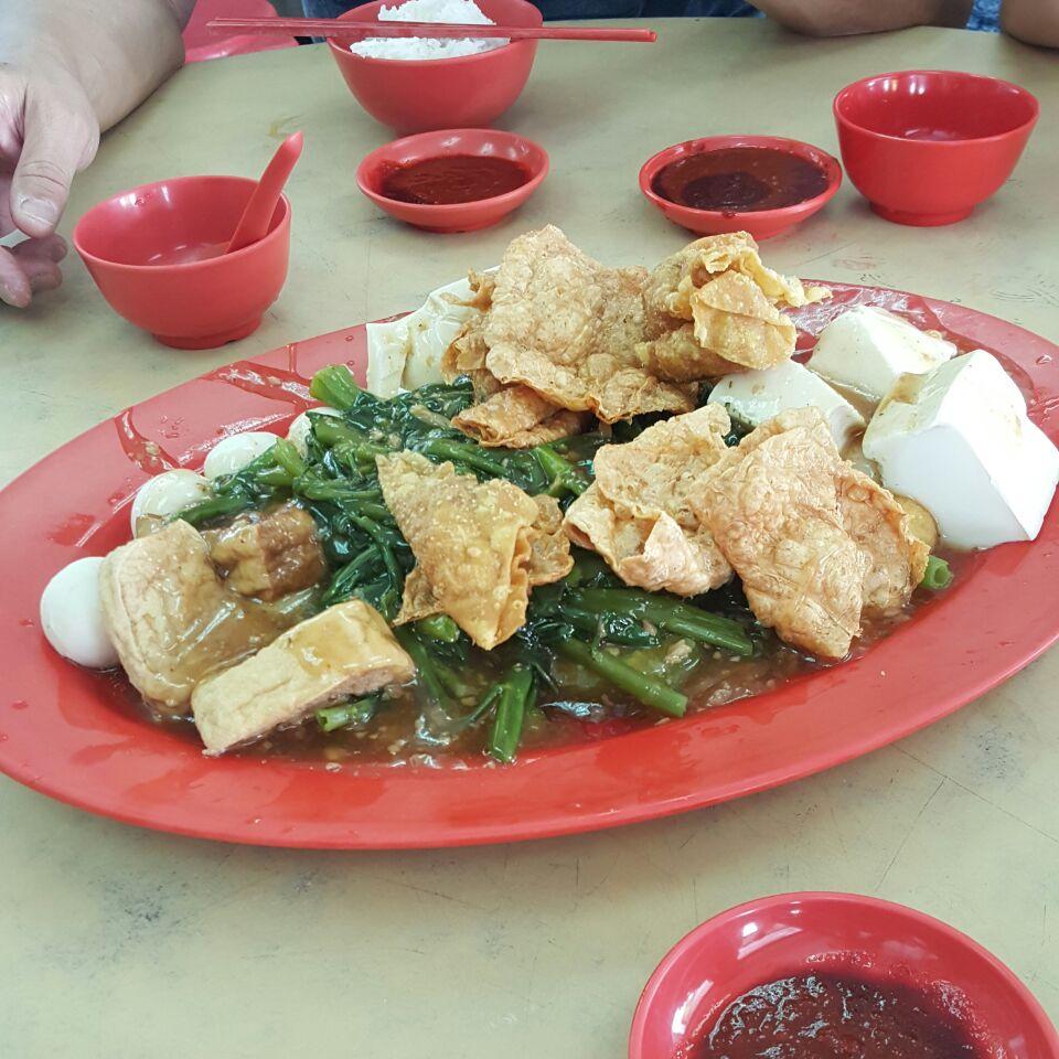 Ampung Yong Tau Foo