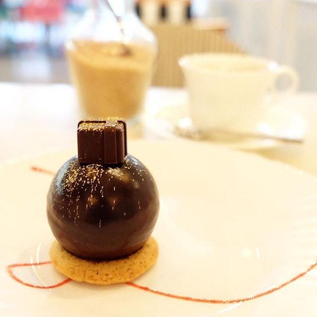 San Domingue-Best chocolate cake.