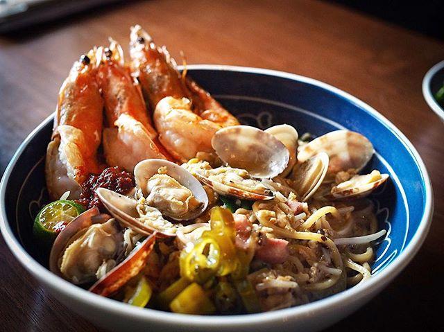 Got wok-hei taste 😄 Not bad.