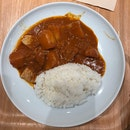 Butter Chicken Curry Rice