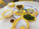 Teochew Porridge With Dishes