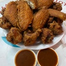 Fried Chicken Wings-$1.30 Each