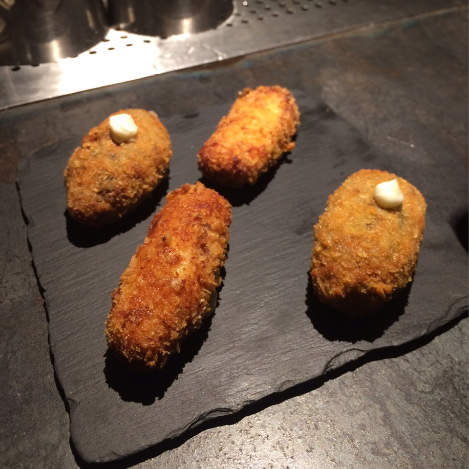 Assorted Croquettes