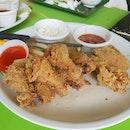 Fried Chicken Set ($5)