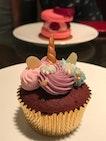 Unicorn Cupcake ($6)