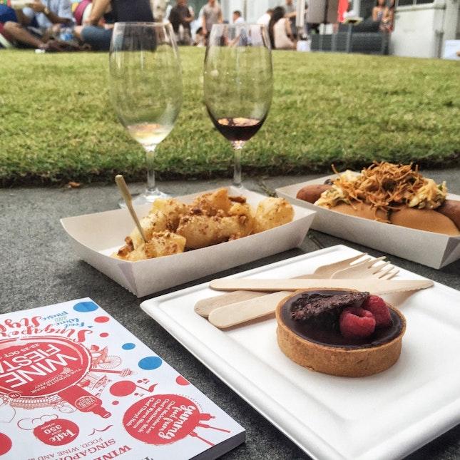 Wine Fiesta 2015 Chow