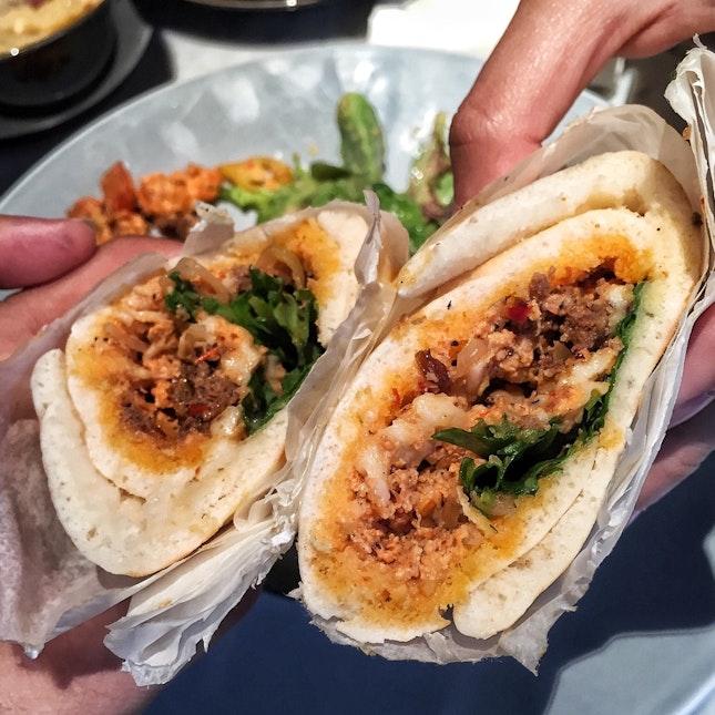 Beef Adana Kebab ($16)