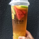 Signature Fruit Tea ($5.90)